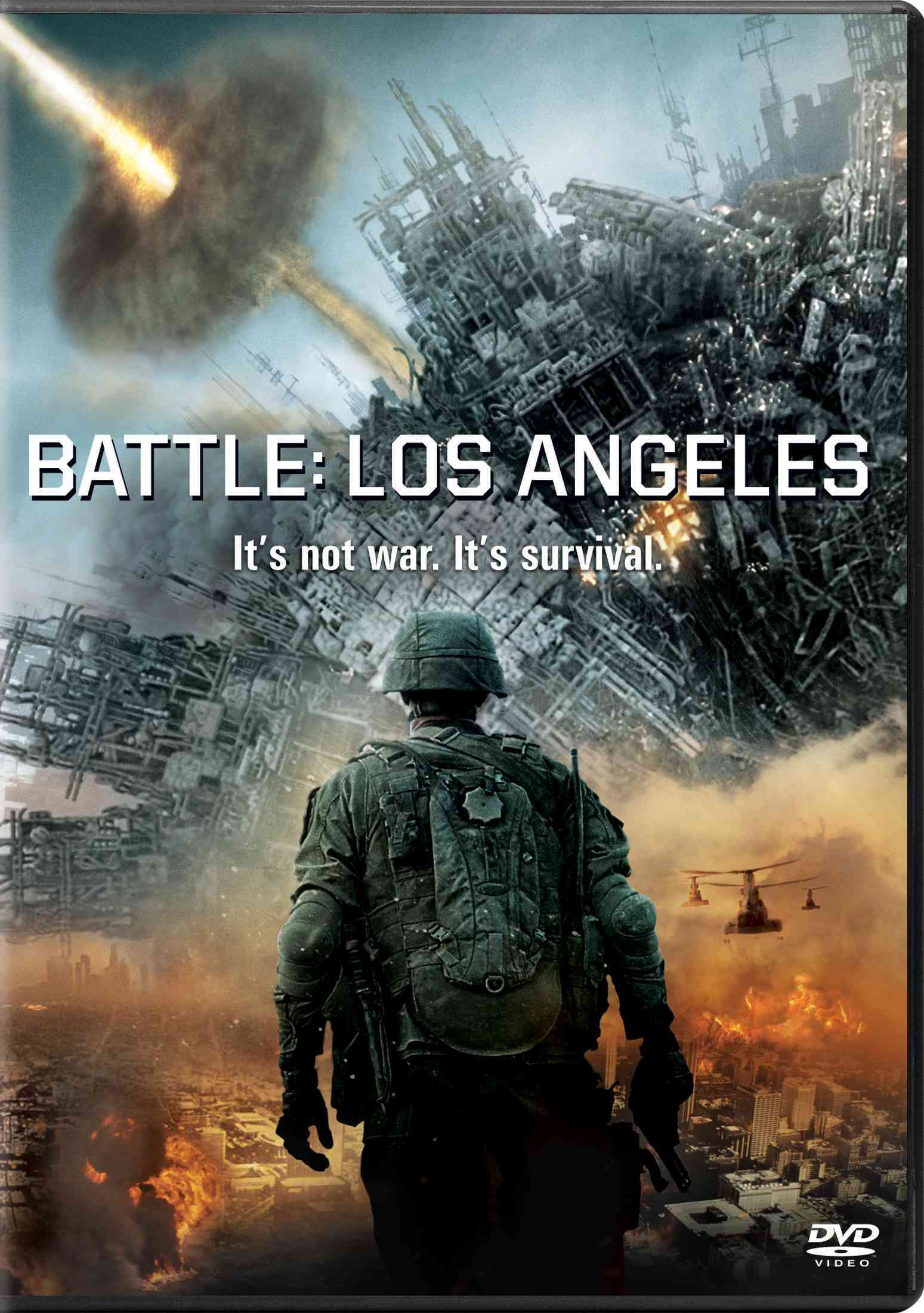 BATTLE:LOS ANGELES BY ECKHART,AARON (DVD)