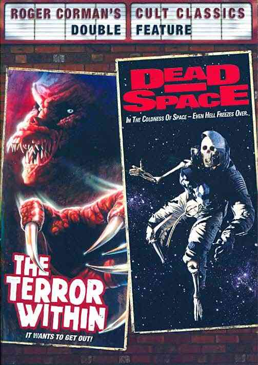 TERROR WITHIN/DEAD SPACE BY KENNEDY,GEORGE (DVD)