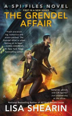The Grendel Affair By Shearin, Lisa